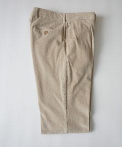 Pantalon Pana Beige Kermos Moda Hombre